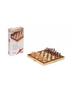 Escacs Plegable de fusta petit
