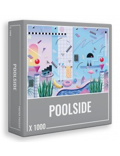 Puzle Poolside de 1000 Peces