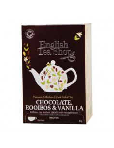 "English Tea Shop Organic ""Xocolata, Rooibos i Vainilla"""