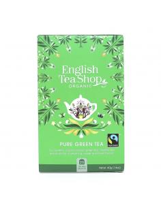 "English Tea Shop Organic "" Pure Green Tea """