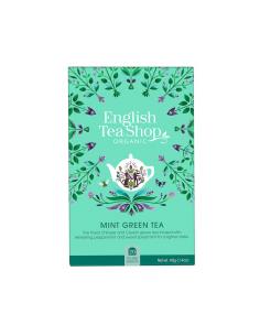 "English Tea Shop Organic "" Mint Green Tea """
