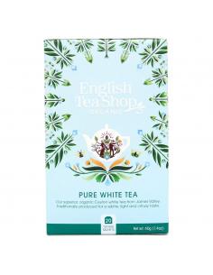 """English Tea Shop Organic """" Pure White Tea """""""