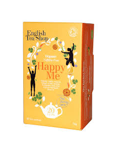 "English Tea Shop Organic "" Happy Me """