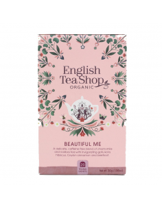 "English Tea Shop Organic "" Beautiful Me"""