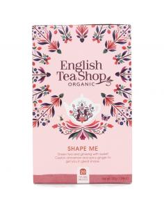 "English Tea Shop Organic "" Shape Me"""