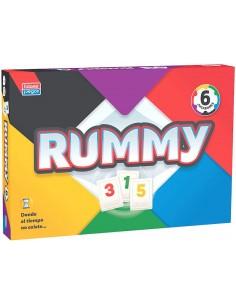 RUMMY 6 jugadors. Falomir