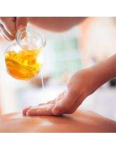 Massatge amb olis essencials