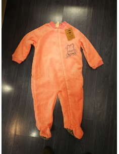 pijama manta cotton fish