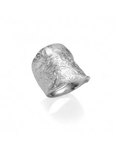 anillo plata