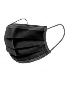Mascaretes Higièniques (50u.) Adult. Color Negre