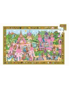 Puzle d'Observació 54 Peces Princesses