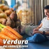 Compra els millors productes de fruita i verdura al comerç local.   Ara més que mai cuida't amb productes frescs de qualitat.   Compra al comerç de proximitat, compra aprop.